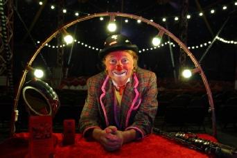 anniversaire cirque ile de france