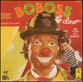 clown chanson boboss le clown CLOWN ANNIVERSAIRE
